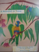 A Moment in Time Book Cover
