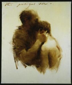 Painting by Charlie Mackesy